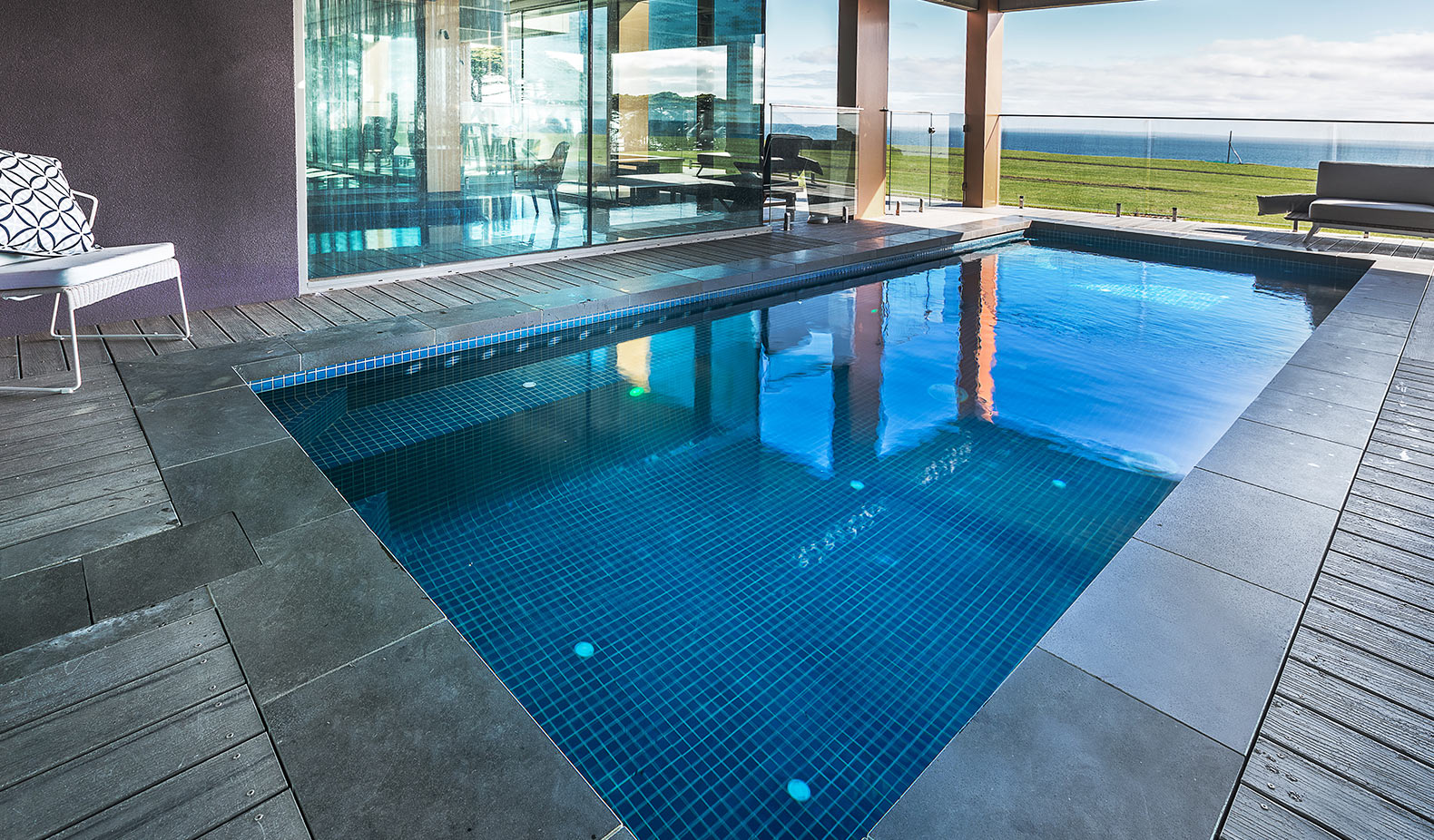 Inground pools melbourne concrete inground pool builders for Inground pool contractors