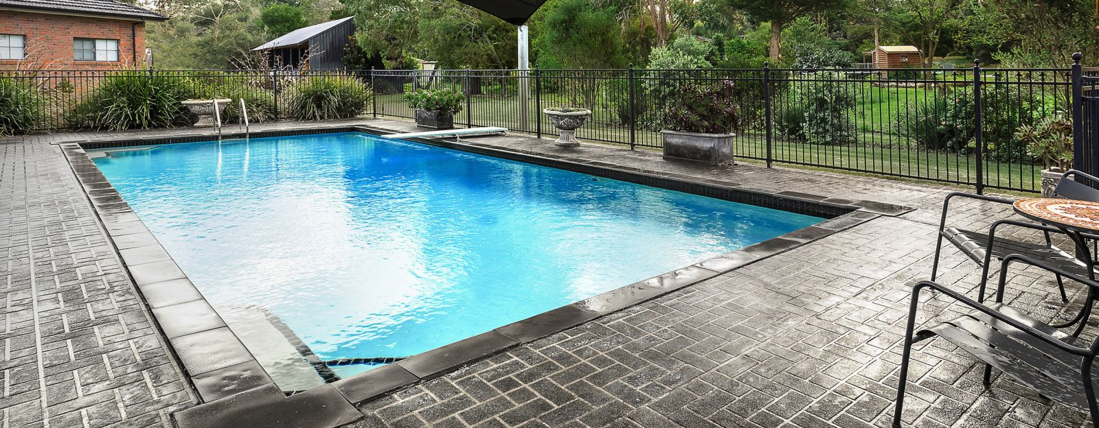 inground pool designs Melbourne, Victoria, Australia