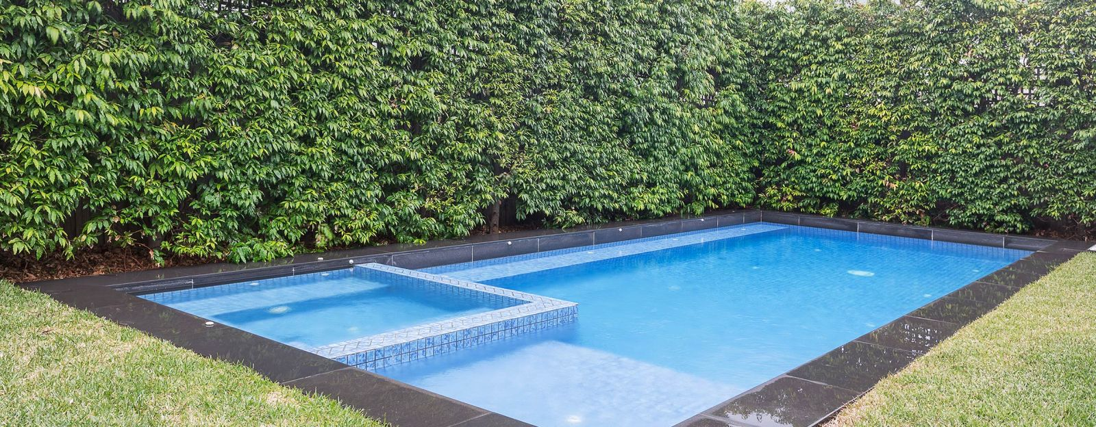 Court Yard Pool Mornington