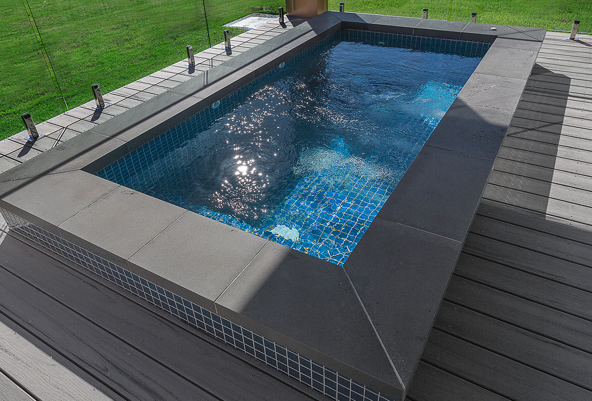 concrete spas