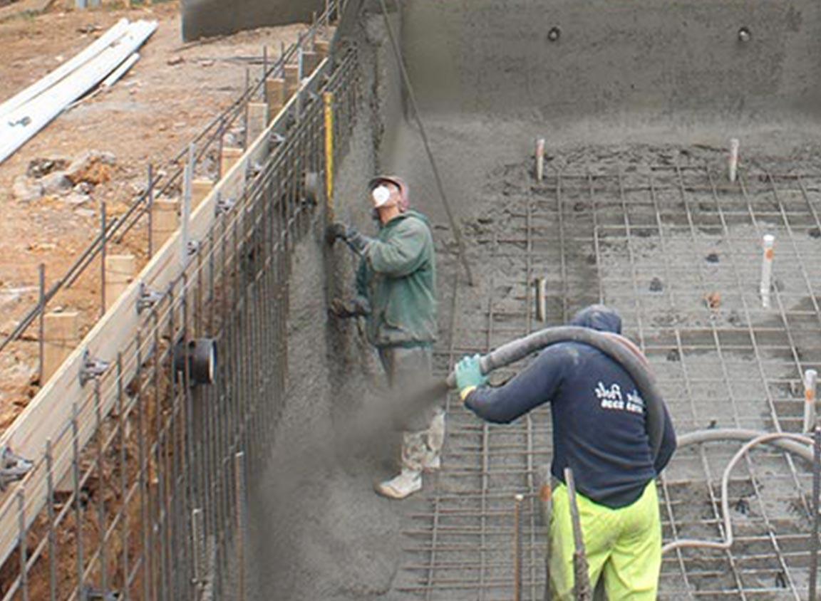 pool construction melbourne