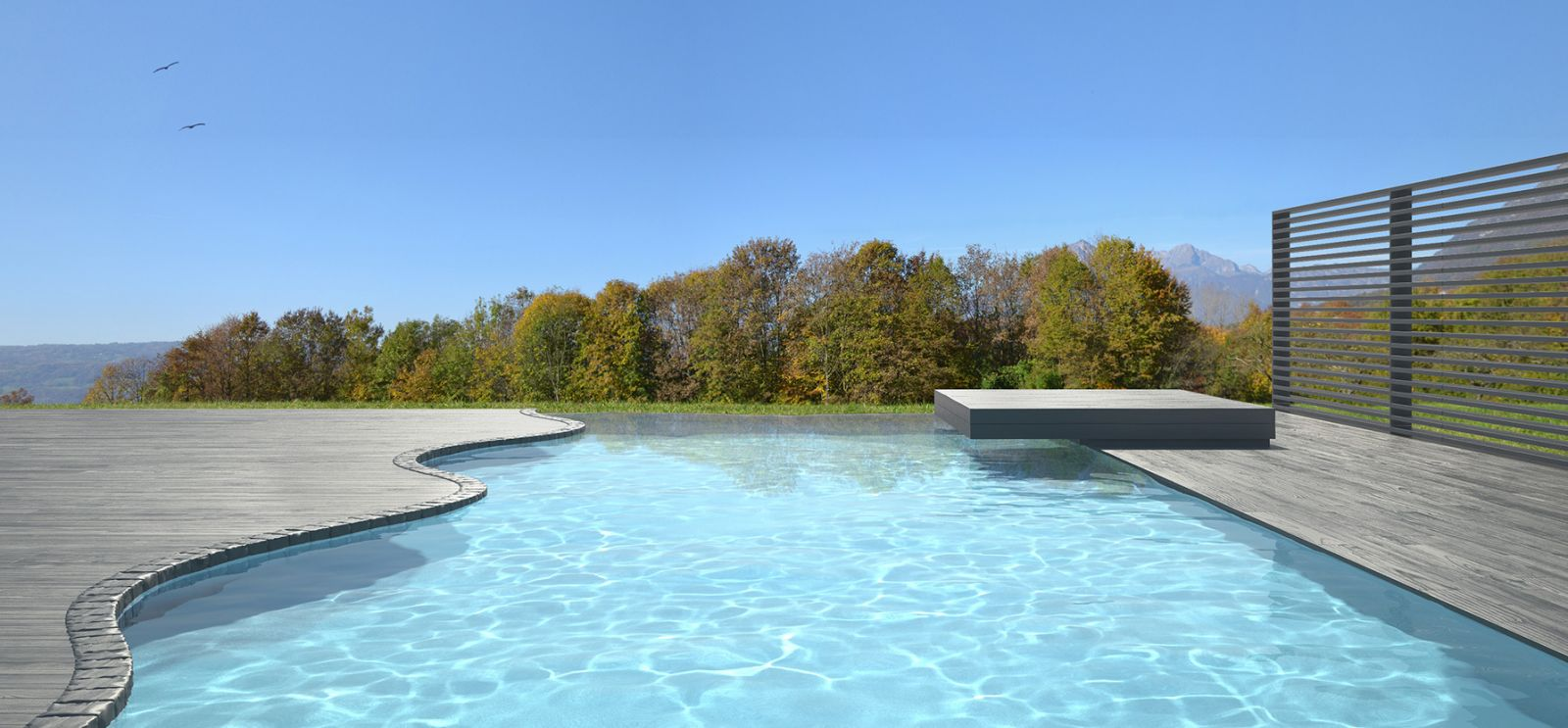 infinity pools melbourne infinity pool builders eco pools and spas. Black Bedroom Furniture Sets. Home Design Ideas