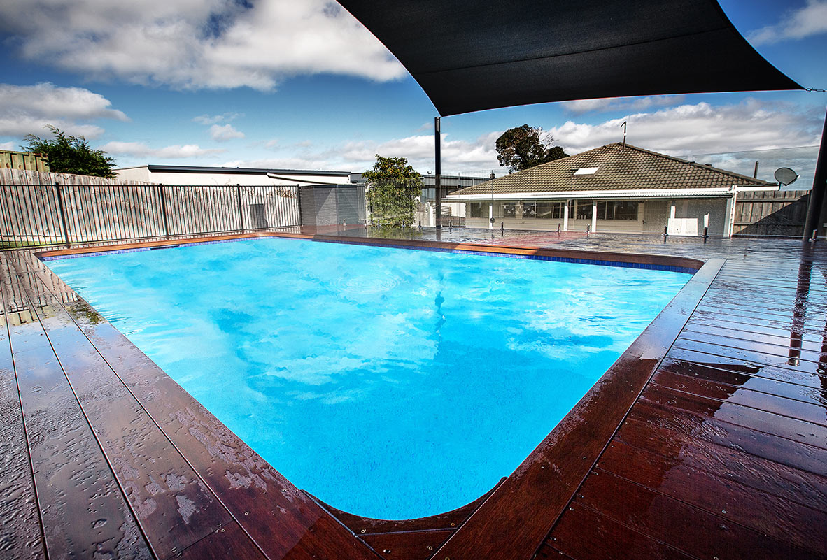 Out of ground pools melbourne