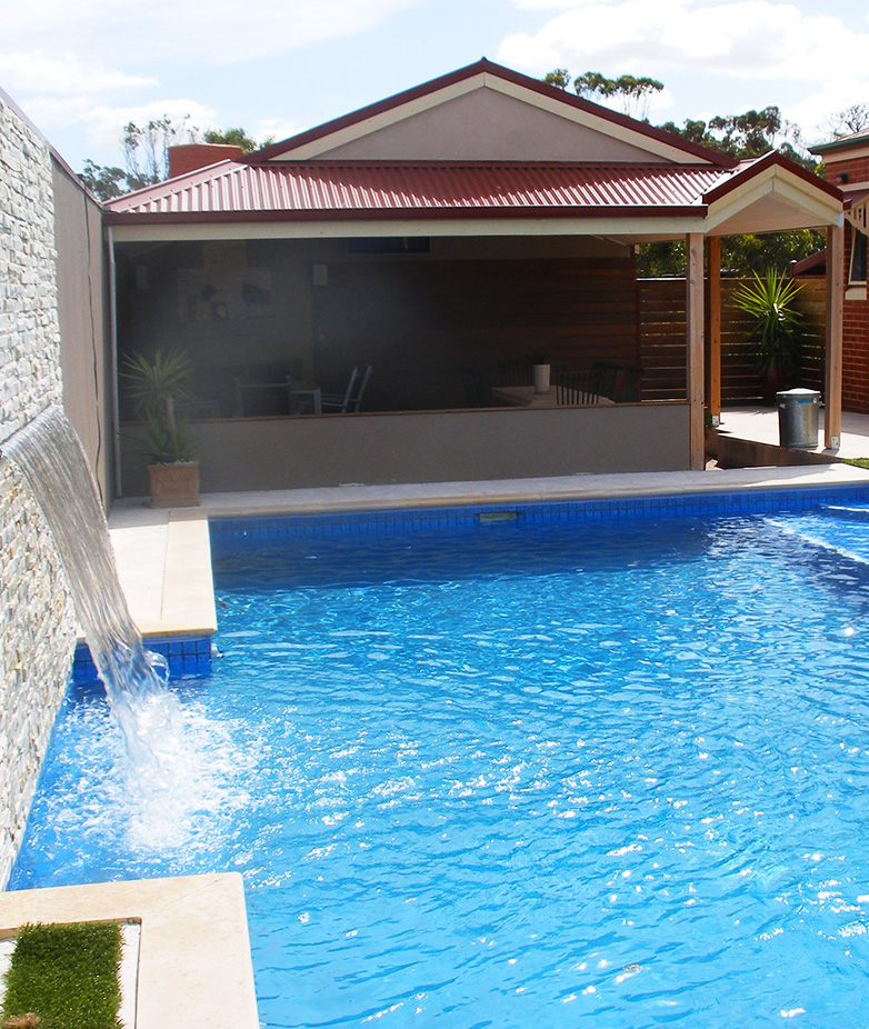 custom inground swimming pools Melbourne, Victoria, Australia
