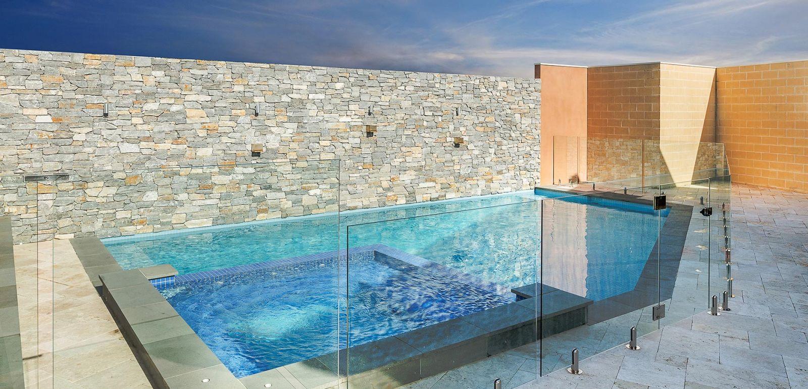 swimming Pools for Small Areas Melbourne, Victoria, Australia