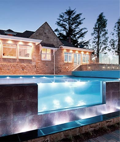 glass edge pools melbourne